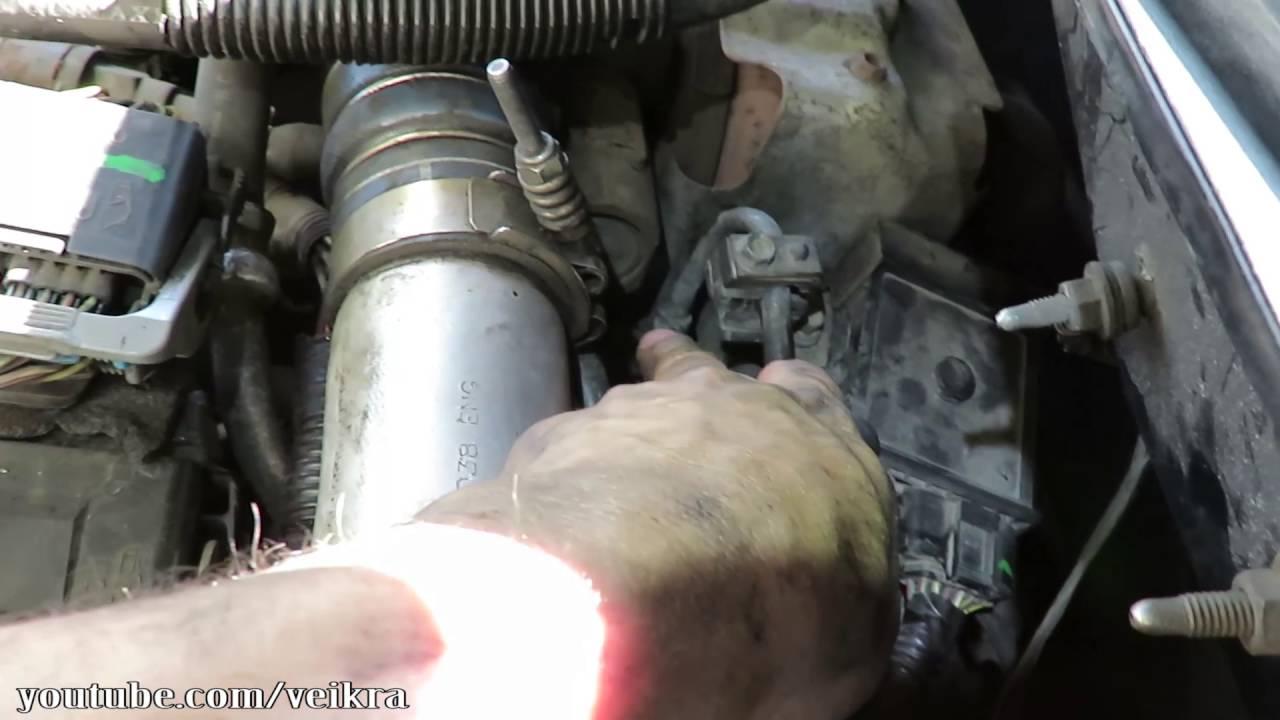 duramax p1093 lly blocked hard line on engine fix [ 1280 x 720 Pixel ]