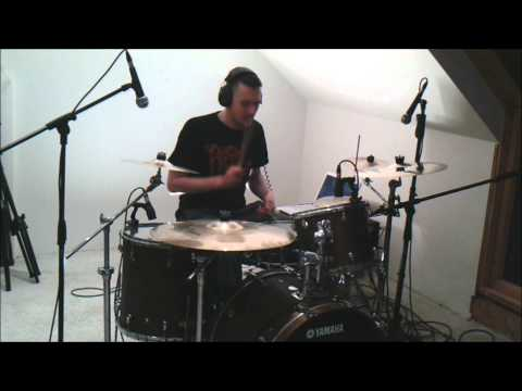 Soundgarden - Non-state actor ( Drum Cover )