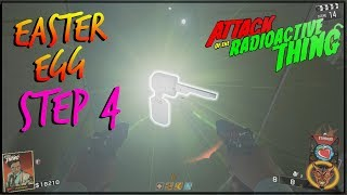 Attack Of The Radioactive Thing Easter Egg Guide! Step 4: Securing The Keys!
