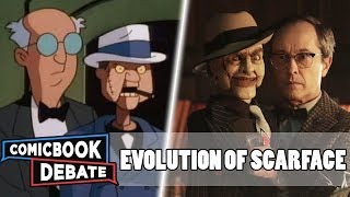 Evolution of Ventriloquist and Scarface in Cartoons, Movies & TV in 7 Minutes (2019)