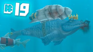 100 Million Mosasaur!! || Hungry Shark Evolution - Ep 19