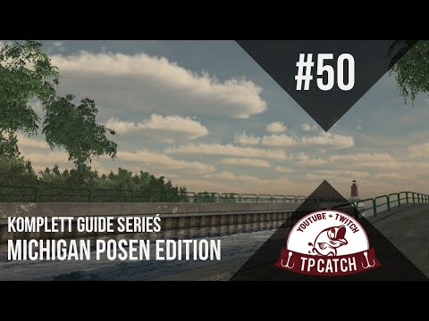 Fishing Planet Deutsch #50 - Michigan Posen Guide / Alle Unique | Komplett Guide 0.5.4 from YouTube · High Definition · Duration:  22 minutes 44 seconds  · 3.000+ views · uploaded on 07.08.2016 · uploaded by TpCatch