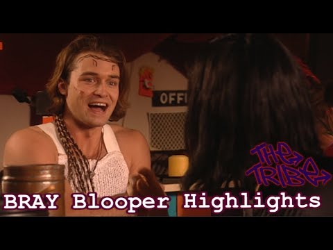 BRAY (Dwayne Cameron) - Blooper Highlights from The Tribe