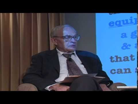 Earth at Risk 2010 (1/8) - Dr. William R. Catton, Jr. on population overshoot