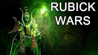 Dota2 играем в Rubick wars