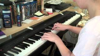 Skins theme (season 2) - best piano cover evaaah