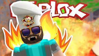 COOKING OURSELVES IN THE OVEN!! | Work At A Pizza Place | ROBLOX