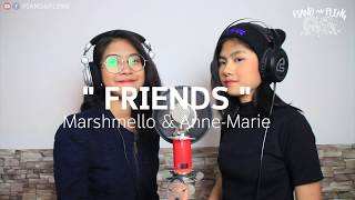 Marshmello & Anne-Marie - FRIENDS [Cover by Piano&Pleng]