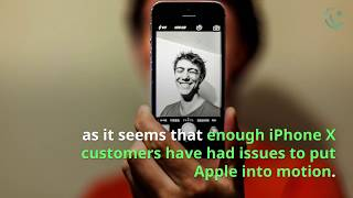 Apple iPhone X Face ID Issues Mp3