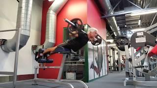Тренировка ног для бега! Валерий Жумадилов.