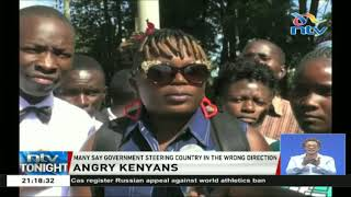 Kenyans give their views on the state of the nation