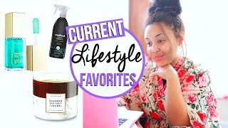 CURRENT FAVORITES AUGUST 2017 | LIFESTYLE & BEAUTY FAVORITES | Page Danielle