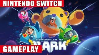 B.ARK Nintendo Switch Gameplay