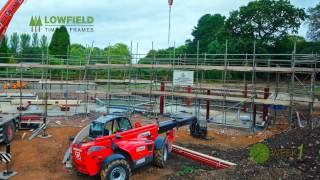 Lowfield Timber Frame - Two Self Build Projects Is Sips Using The Kingspan Tek Building System