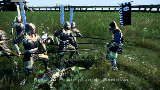 Total war :Shogun 2 Most Epic Fight to Death i was forced to a hard...