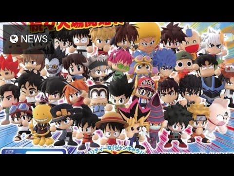 Weekly Shonen Jump Jikkyou Janjan Stadium (Super Smash Bros Mobile Game)