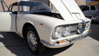 1965 Alfa Romeo 2600 Coupe