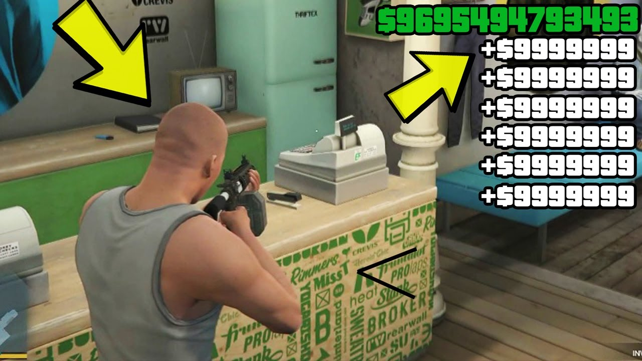 GTA 5 Money Glitches Story Mode Offline 100% Works *Best Unlimited Money  Glitches* Fast & Easy!