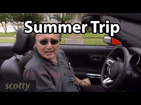 Getting Your Car Ready For Summer Road Trips