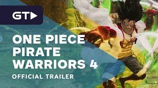 One Piece Pirate Warriors 4 - Online Co-op Official Trailer
