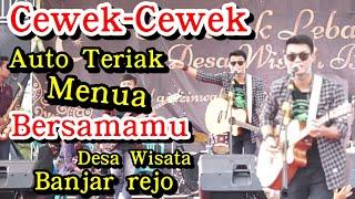 AUTO TERIAK !!! Menua Bersamamu Live Perform Musisi Jogja Project | DESA WISATA BANJAR REJO GROBOGAN