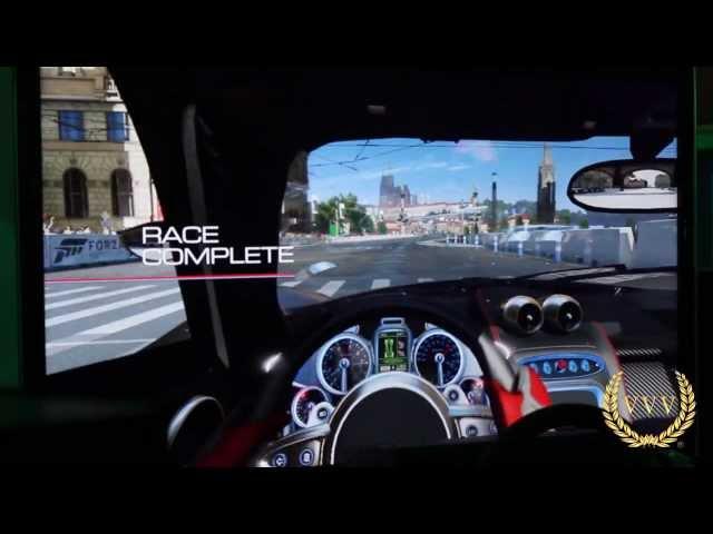 Forza Motorsport 5 Cockpit Cam Gameplay