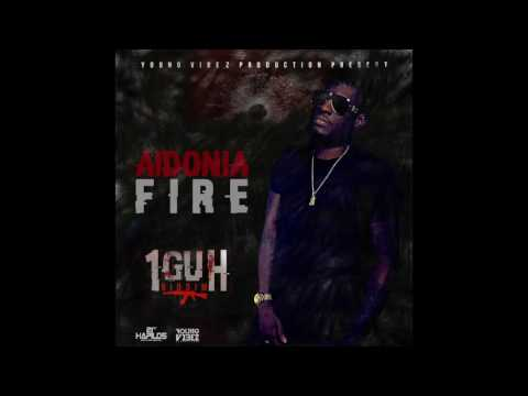 Aidonia - Fire (Official Audio)
