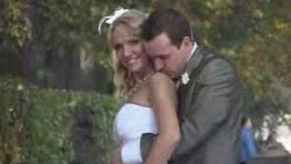Пример свадебной видеосъемки