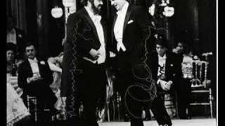 Luciano Pavarotti, Placido Domingo - O Mimi tu piu non torni