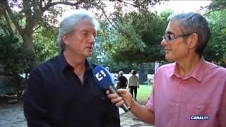 Entrevista a Juan Reyes en Canal 4 de Mallorca