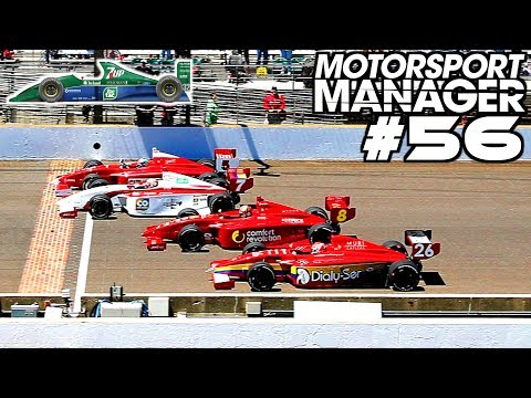 FOTOFINISH zu DRITT!  Lets Play MOTORSPORT MANAGER F1 2017 MOD Deutsch Gameplay German 56