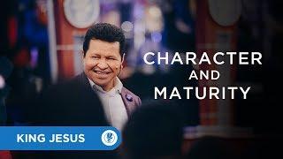 Character and Maturity - Supernatural Ministry School #15 | Guillermo Maldonado