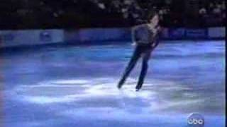 "Johnny Weir- 2005 US National- ""Unchained Melody"""