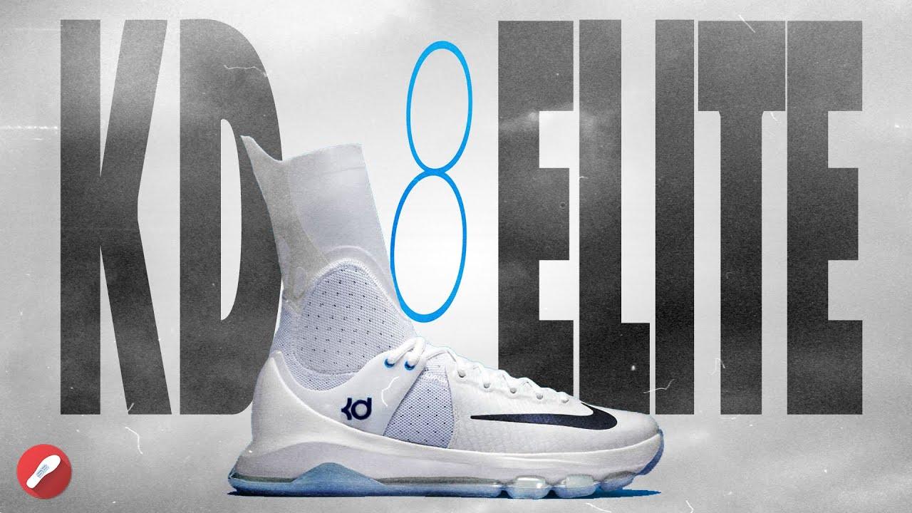 203da4d79931 Nike Kd 8 Elite Performance Review! - YouTube