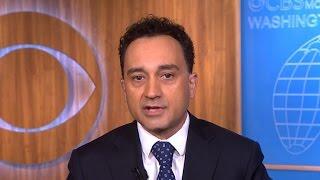 CBS News elections director talks polls on Trump