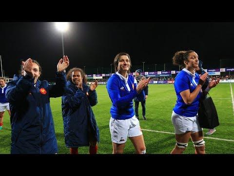 Irlande - France féminin : Le tour d'honneur !
