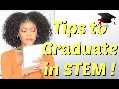 10 Tips to GRADUATE College in a STEM Field   BLACK ENGINEER