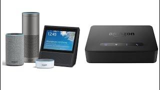 Amazon Echo Connect Deutsch Einrichten, Testen, Installieren