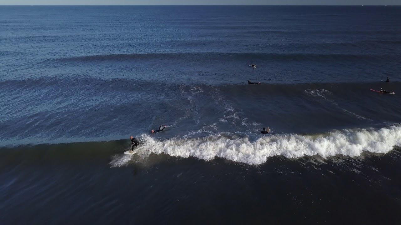 Gilgo Beach Ny Dji Mavic Pro Early Summer 2018 4k