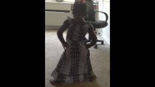 IYANYA UR WAIST VIDEO DANCE