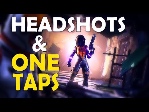 DAEQUAN AIMBOT HEADSHOTS & ONE-TAPS | HIGH KILL | FUN & HECTIC - (Fortnite Battle Royale)