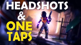 DAEQUAN AIMBOT HEADSHOTS & ONE-TAPS | HIGH KILL | FUN & HECTIC - (Fortnite Battle Royale)