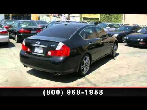 2006 Infiniti M45 - Used Hondas USA - Bellflower, CA 90706
