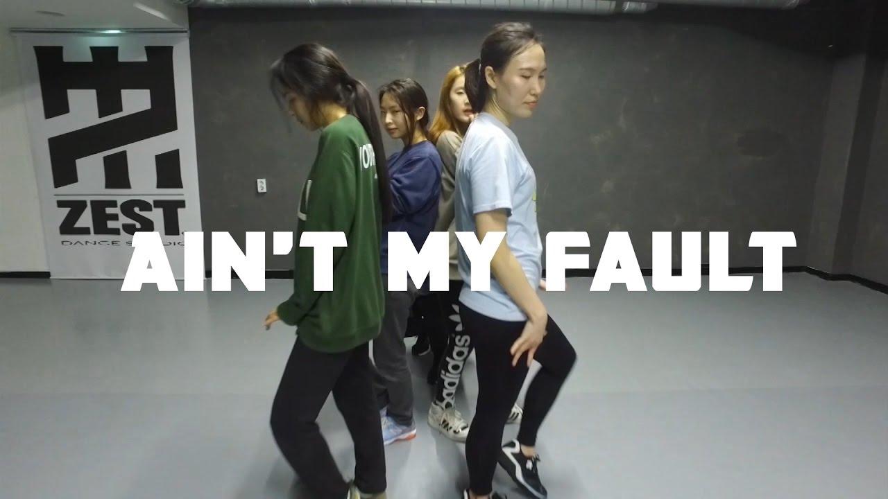 Zara Larsson - Aint My Fault|Choreography|Ban|20200305