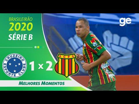 Cruzeiro Sampaio Correa Goals And Highlights