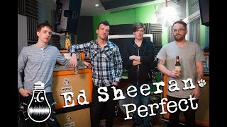Ed Sheeran - Perfect  Rock Cover By: Sessions
