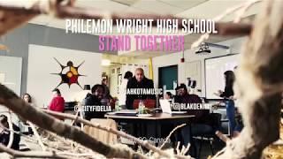 Philemon Wright High School - Stand Together | City Fidelia | Jah'kota | Blakdenim