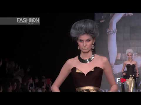 LENA BURDUZHA Fall 2016 Moscow - Fashion Channel