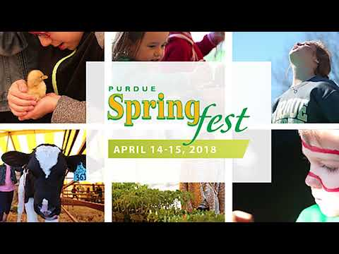 Purdue Agriculture Week Package (Purdue University Live News)