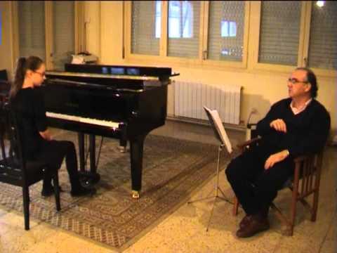 Classe magistral Jordi Mora / Mozart